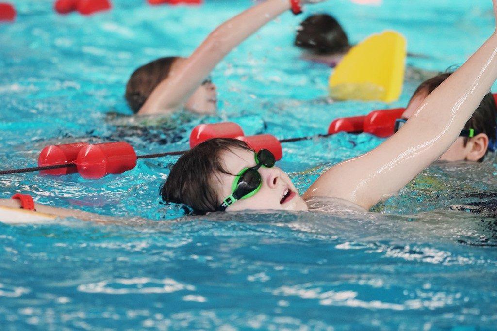 DSC01766 1024x683 - Nauka pływania dla dzieci