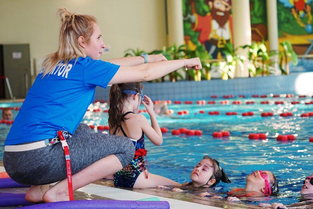 DSC02407 1024x683 - Nauka pływania dla dzieci