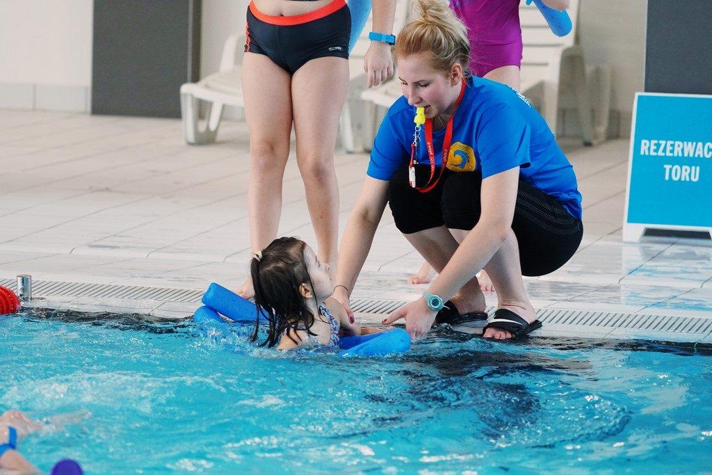 DSC03709 1024x683 - Nauka pływania dla dzieci