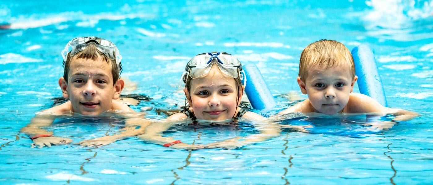Pływanie jest naszą pasją